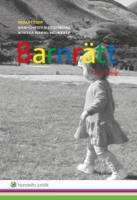bokomslag Barnrätt : en antologi