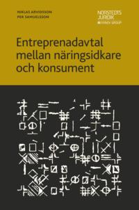 bokomslag Entreprenadavtal mellan näringsidkare och konsument