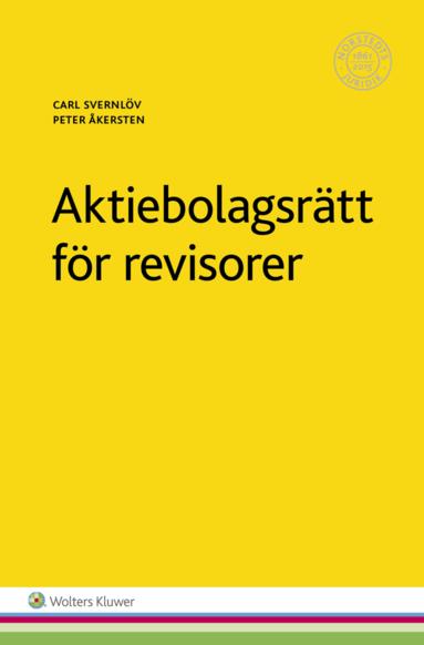 bokomslag Aktiebolagsrätt för revisorer