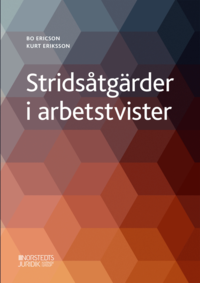 bokomslag Stridsåtgärder i arbetstvister