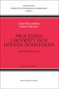 bokomslag Processen i hovrätt och Högsta domstolen : rättegång VI