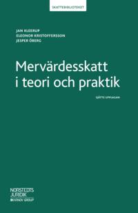 bokomslag Mervärdesskatt i teori och praktik