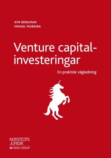 bokomslag Venture capital-investeringar : en praktisk vägledning