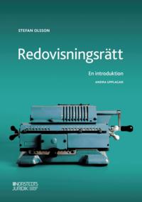 bokomslag Redovisningsrätt : en introduktion