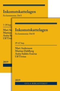 bokomslag Inkomstskattelagen : en kommentar (Vol.1-2)