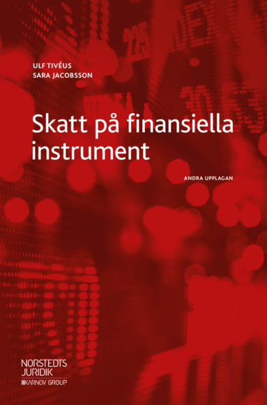 bokomslag Skatt på finansiella instrument