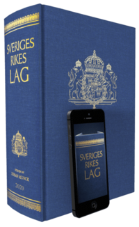 bokomslag Sveriges Rikes Lag 2020 (klotband)