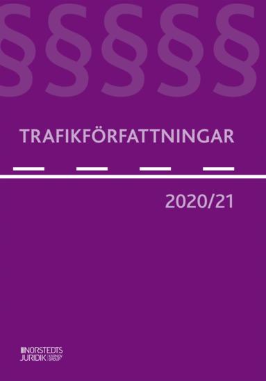 bokomslag Trafikförfattningar 2020/21