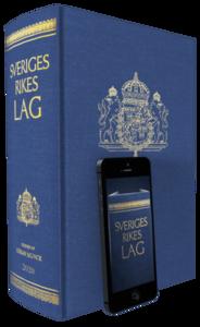 bokomslag Sveriges Rikes Lag 2021 (klotband) : När du köper Sveriges Rikes Lag 2021 får du även tillgång till lagboken som app med riktig lagbokskänsla.