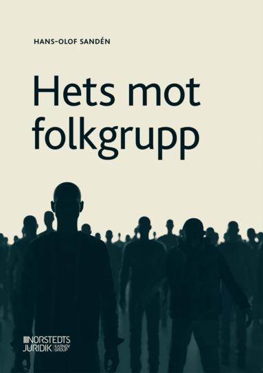 bokomslag Hets mot folkgrupp