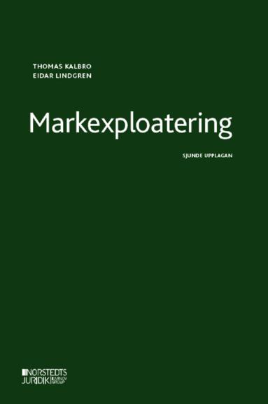 bokomslag Markexploatering