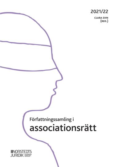 bokomslag Författningssamling i associationsrätt : 2021/22