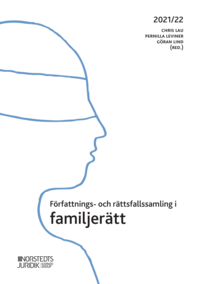 bokomslag Författnings- och rättsfallssamling i familjerätt : 2021/22