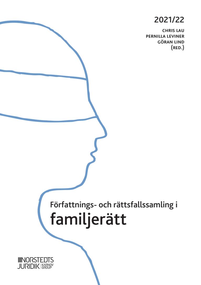 Författnings- och rättsfallssamling i familjerätt : 2021/22 1