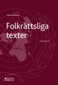 bokomslag Folkrättsliga texter