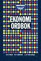 bokomslag Ekonomiordbok Sv-eng, eng-sv