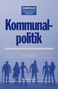 bokomslag Kommunalpolitik