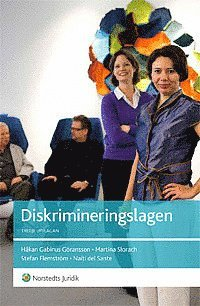 bokomslag Diskrimineringslagen
