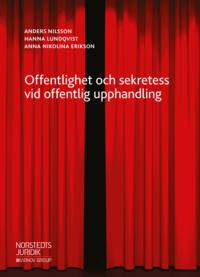 bokomslag Offentlighet och sekretess vid offentlig upphandling