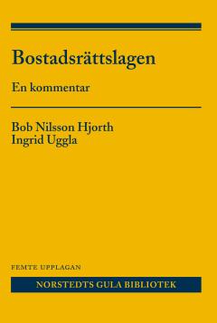bokomslag Bostadsrättslagen : en kommentar