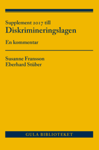 bokomslag Diskrimineringslagen : en kommentar