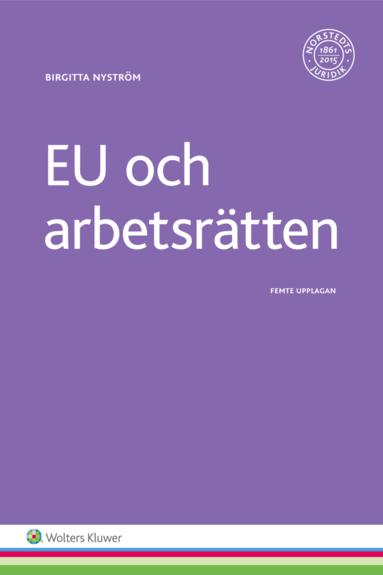 bokomslag EU och arbetsrätten