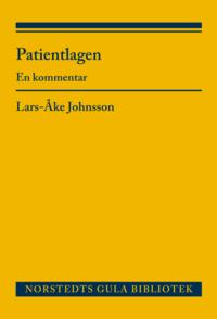 bokomslag Patientlagen : en kommentar