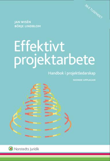 bokomslag Effektivt projektarbete : handbok i projektledarskap