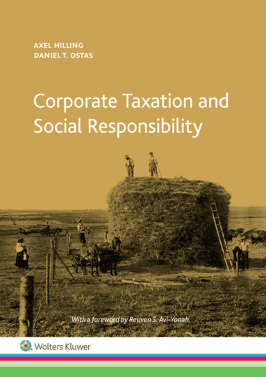 bokomslag Corporate taxation and social responsibility