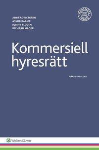 bokomslag Kommersiell hyresrätt