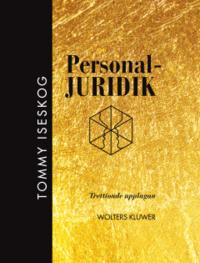 bokomslag Personaljuridik