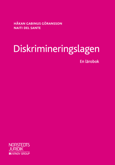 bokomslag Diskrimineringslagen : en lärobok