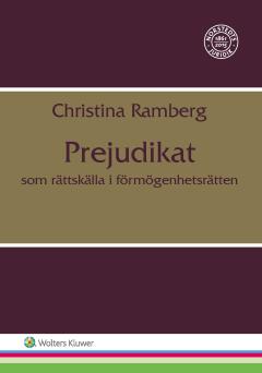 bokomslag Prejudikat som rättskälla i förmögenhetsrätten