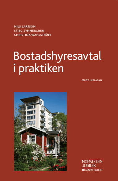 bokomslag Bostadshyresavtal i praktiken