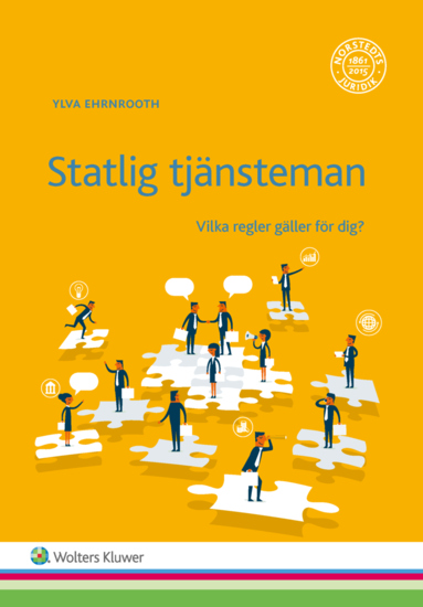 bokomslag Statlig tjänsteman : vilka regler gäller för dig?