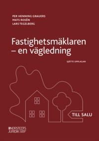 bokomslag Fastighetsmäklaren : en vägledning