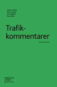 bokomslag Trafikkommentarer