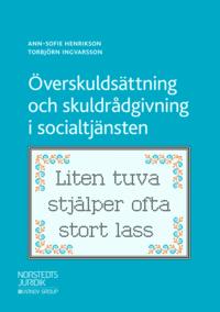 bokomslag Överskuldsättning och skuldrådgivning i socialtjänsten