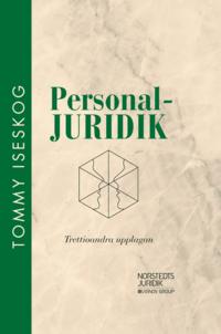 bokomslag Personaljuridik 2019