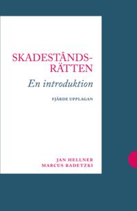 bokomslag Skadeståndsrätten : en introduktion