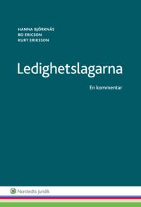 bokomslag Ledighetslagarna : en kommentar