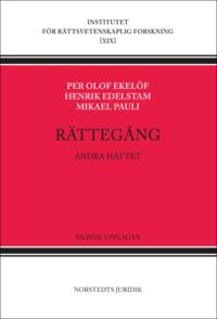bokomslag Rättegång. H. 2