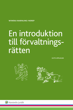 bokomslag En introduktion till förvaltningsrätten