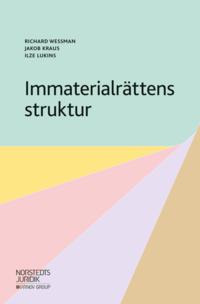 bokomslag Immaterialrättens struktur