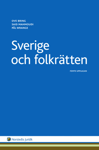 bokomslag Sverige och folkrätten