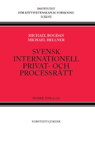 bokomslag Svensk internationell privat- och processrätt