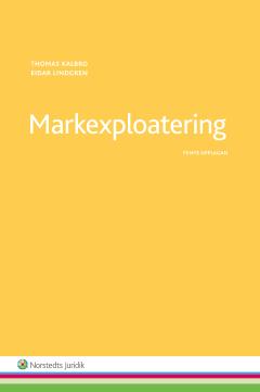 bokomslag Markexploatering : juridik, ekonomi, teknik och organisation