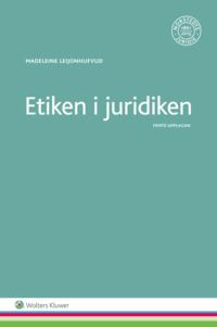 bokomslag Etiken i juridiken