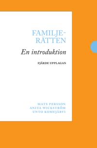 bokomslag Familjerätten : en introduktion