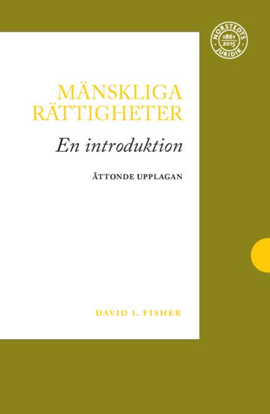 bokomslag Mänskliga rättigheter : en introduktion